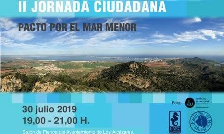 II Jornada de Participación Ciudadana en Los Alcázares 30 de julio 2019