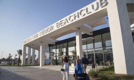 El Hotel Perla de Levante – Mar Menor Beach Club inaugura las instalaciones con los primeros clientes