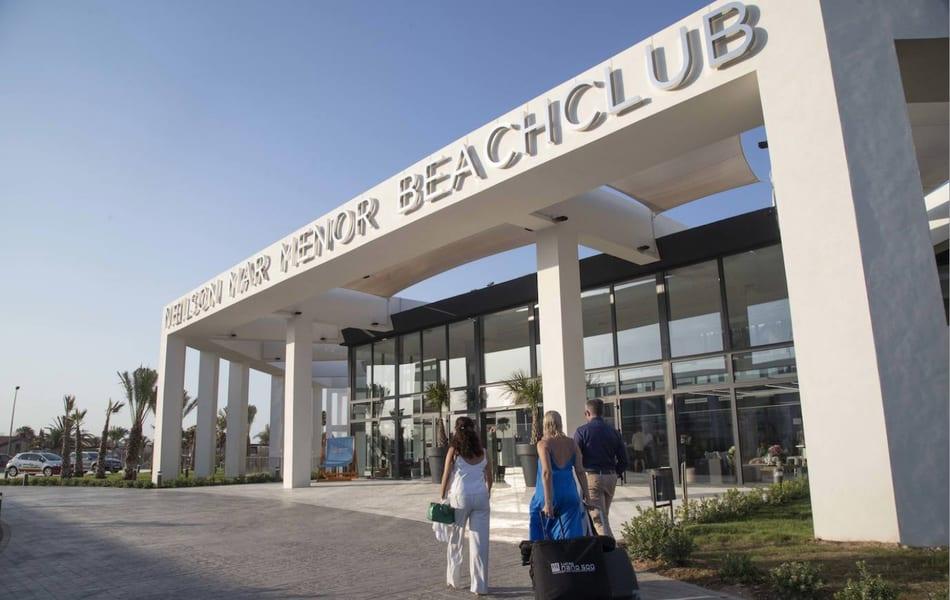 Tomás Fuertes asegura que  el Hotel Mar Menor Beach Club en Los Urrutias revitalizará todo el Arco Sur del Mar Menor