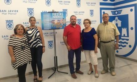 Las fiestas de Santiago de la Ribera 2019