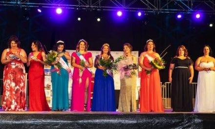 Cristina Jordán hija de San Pedro del Pinatar  se hace con el título  Miss Curvys Internacional Murcia