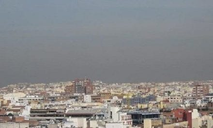 Varios municipios de la Región de Murcia superaron en 2018 más de 28 veces el límite de contaminación por ozono
