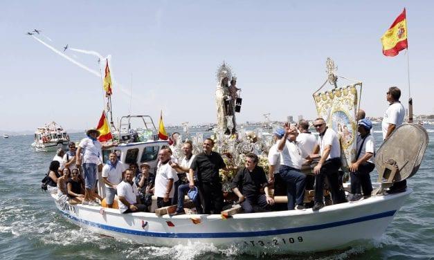 En Lo Pagan (San Pedro del Pinatar ) se juntan tradición y devoción