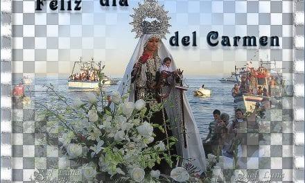 ¡Feliz Día de la Virgen del Carmen!