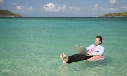 Técnica para no desconectar del trabajo en vacaciones