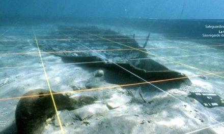 Propuesta para crear una ruta submarina en el yacimiento fenicio de la Campana en La Manga del Mar Menor