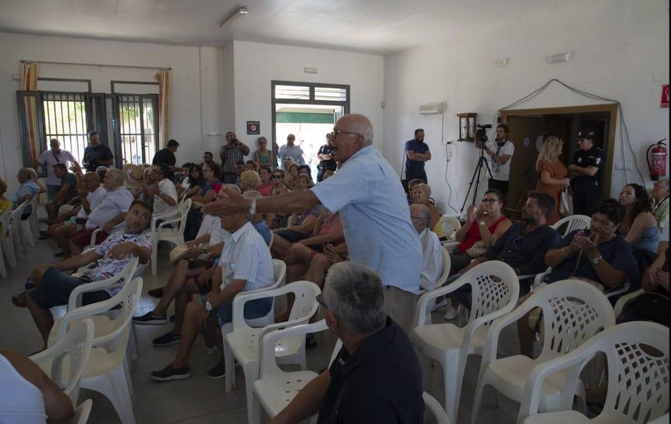 Alarma en Los Urrutias por el Mar Menor