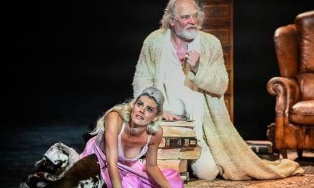 El cierre de la 50 edición del Festival Internacional de Teatro de San Javier 2019