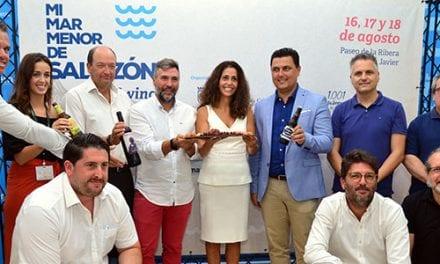 La feria 'Mi Mar Menor de Salazón 2019' espera a 15.000 visitantes