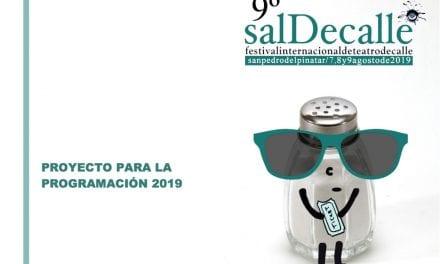 Programación del Festival Internacional de teatro de calle 2019 en San Pedro del Pinatar