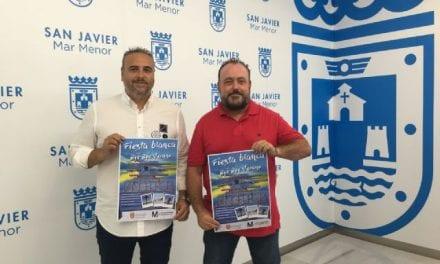 Santiago de la Ribera despide el verano 2019 con una Fiesta Blanca