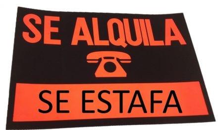 Una estafadora de San Javier es detenida por fraude de alquileres vacacionales en internet