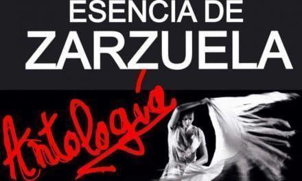 """""""Antología. La zarzuela a escena"""" en Santiago de la Ribera 28 de septiembre 2019"""