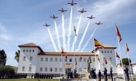 Piden a la ministra de Defensa más personal para la Academia General del Aire de San Javier