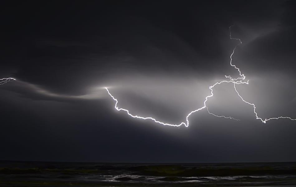 Consejos que debes tener en cuenta frente al temporal en la zona de Mar Menor