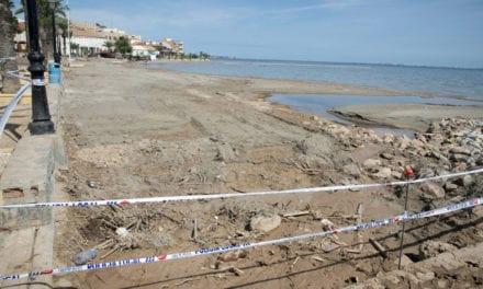 La gota fría pone fin a la campaña turística en el Mar Menor 2019