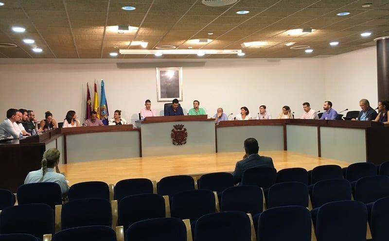 """San Javier solicita la declaración de """"Zona afectada gravemente por emergencia de Protección Civil"""" para el municipio"""