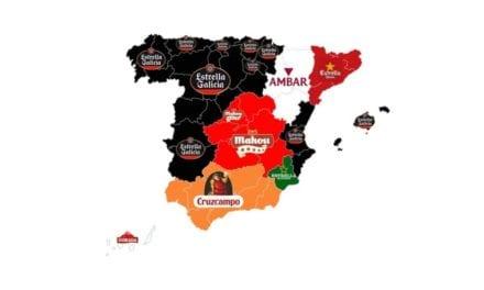 mapas virales que muestran las marcas favoritas por comunidades autónomas