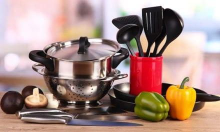 Cinco focos de contaminación de tu cocina