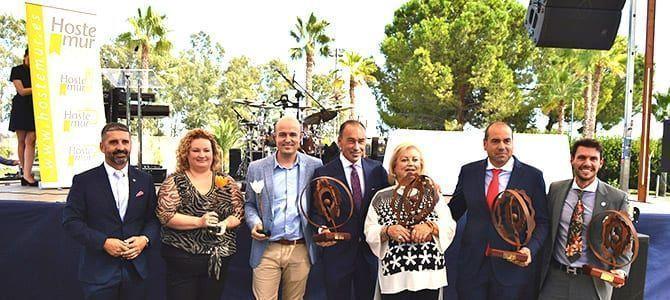 Benito Gómez Samper, galardonado con el premio al Joven Emprendedor 2019