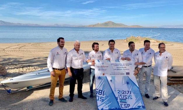 Campeonato de España Laser Radial 2019 en La Manga del Mar Menor del 8 al 12 de octubre