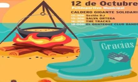 Los Alcazáres celebra  su fiesta más solidaria este fin de semana su 'Fiesta del Caldero'