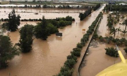 La CHS no descarta la opción de expropiar viviendas en Los Alcázares para dar salida a la rambla