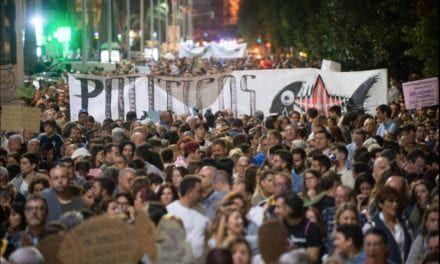 La Plataforma SOS Mar Menor protestará en Madrid