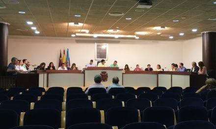 Resumen del Pleno del Ayuntamiento de San Javier 10 de octubre 2019