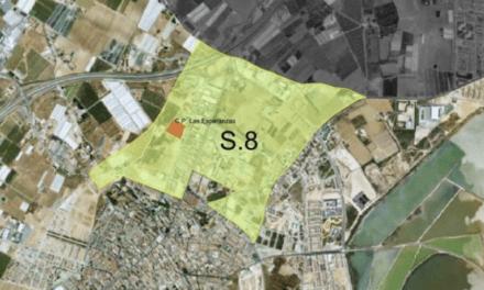 Un nuevo colegio electoral en 'Las Esperanzas' en San Pedro del Pinatar