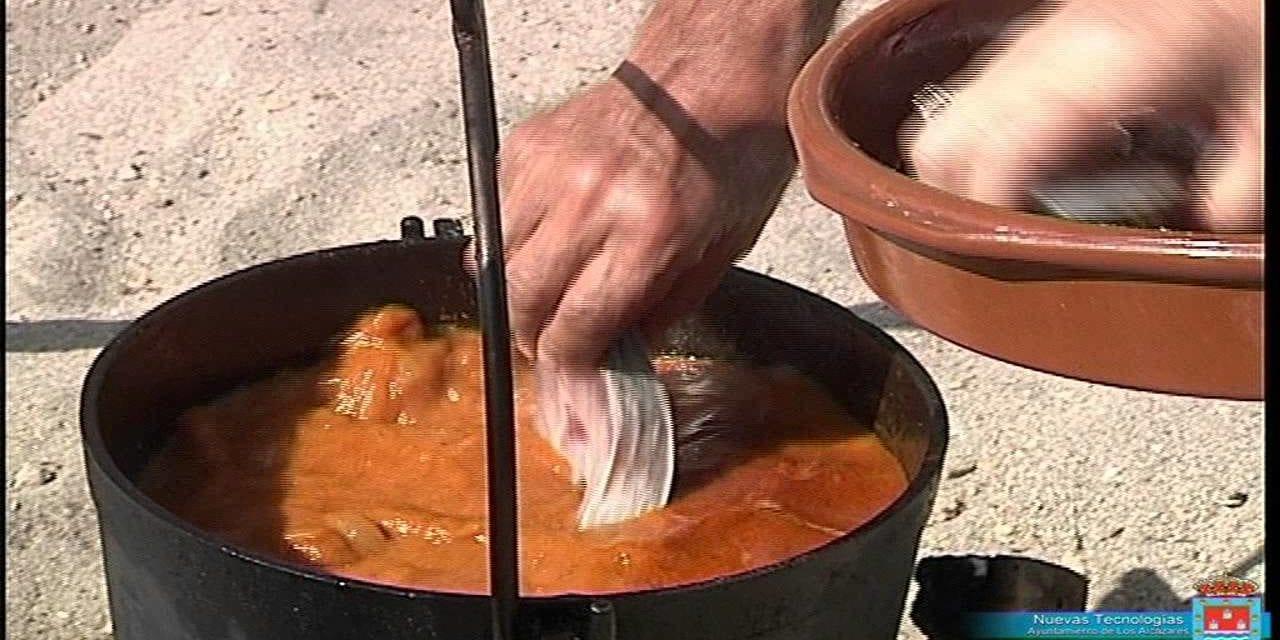 Caldero, receta de 1906 (Los Alcázares)