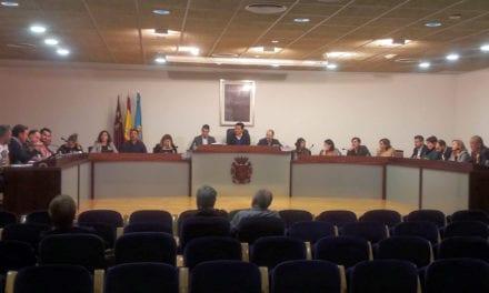 Ayuntamiento de San Javier aprueba una moción conjunta de todos los grupos políticos sobre la recuperación del Mar Menor