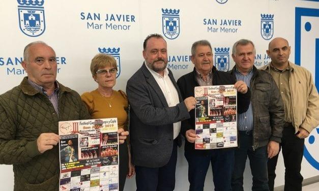 III Festival de Flamenco y Copla de San Javier 2019