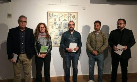 """La exposición """"Libros de Artistas"""" del colectivo CE 3 en el Museo de San Javier"""