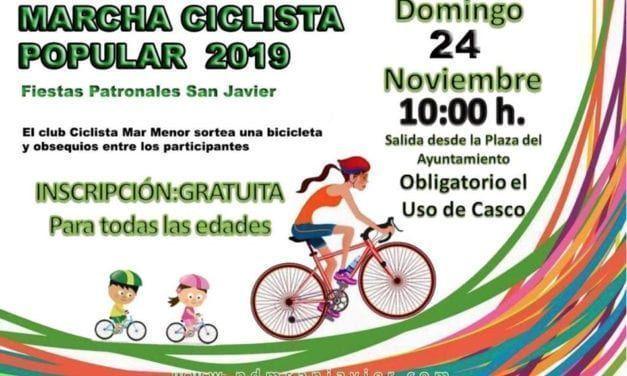 Maratón Ciclista Popular 2019 de San Javier