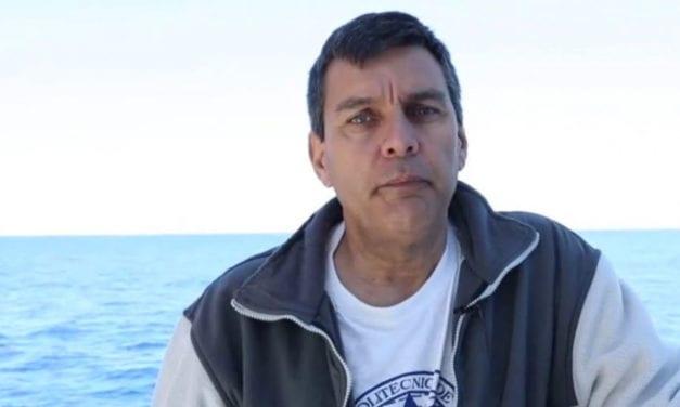Un experto prevé mejoría en el Mar Menor por la meteorología de estos días