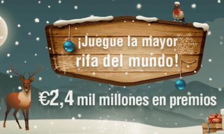 ¡Celebra las fiestas anticipadamente con la Lotería de Navidad 2019!