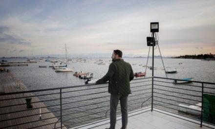 Vox plantea abrir las golas para facilitar el intercambio de agua entre el Mar Menor y el Mediterráneo