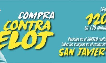Campaña Compra Contra Reloj 2020 en San Javier