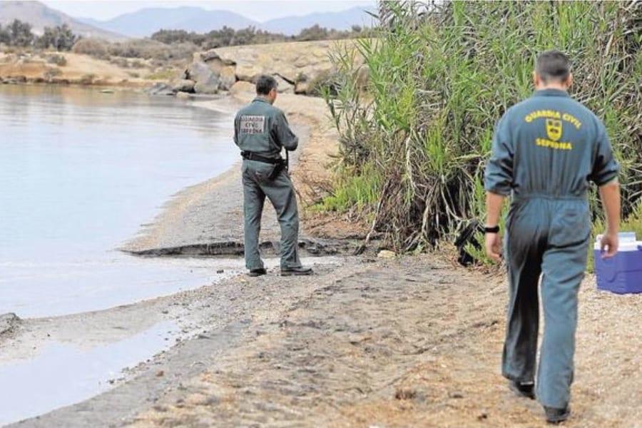 Importante golpe policial contra los pozos ilegales en Mar Menor