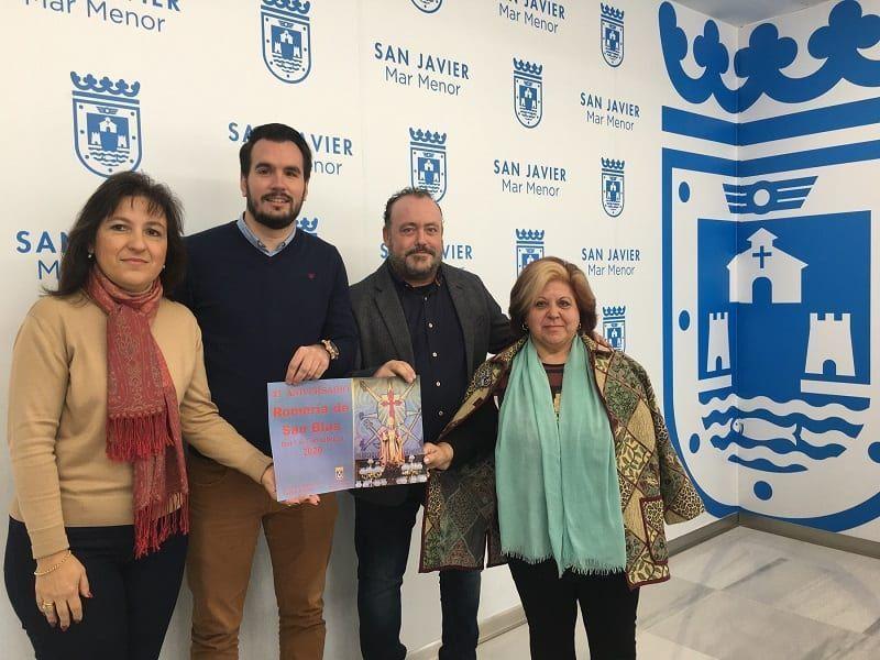 La festividad de San Blas 2020 el próximo fin de semana