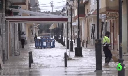 Los vecinos del Mar Menor denuncian falta de ayudas mientras continuan atrapados en el bucle del desastre natural