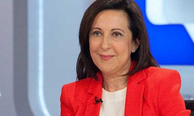 La ministra de Defensa Margarita Robles visita hoy la AGA y Los Alcázares Margarita Robles visita mañana la AGA y Los Alcázares