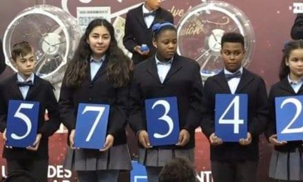 Lotería del Niño 2020: El Sorteo trae felicidad a Lorca y a Cartagena