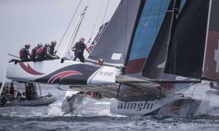 Siete equipos de vela de la élite mundial entrenarán en el Mar Menor hasta marzo 2020