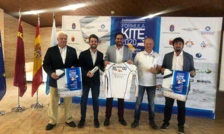 Campeonato de España de Fórmula KITE FOIL 2020 en Los Alcázares