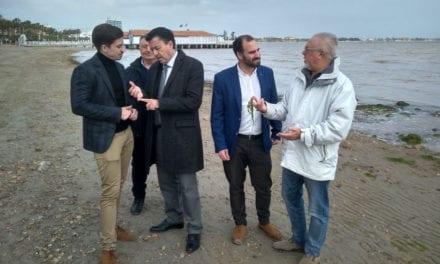 Ciudadanos abordará la Ley de Protección Integral del Mar Menor despúes del debate de los presupuestos regionales