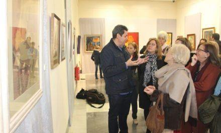 Exposición 'Espíritu creativo' de José María Párraga en San Pedro del Pinatar