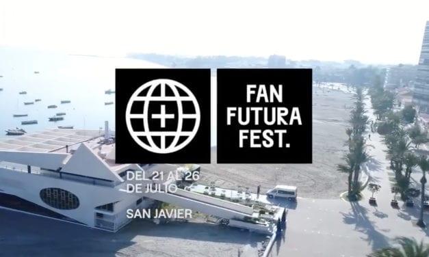El festival FAN FUTURA FEST 2020 en San Javier pospone su primera edición a 2021 por la crisis del COVID-19