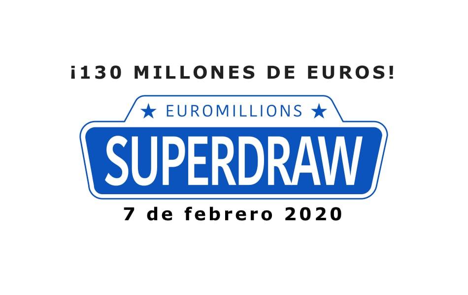 Juega al Sorteo Especial EuroMillones 2020 de 130 millones euros